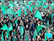 آیا جنبش سبز سرآعار انقلاب رنگی در ایران بوده است ؟