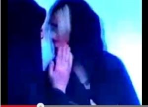 بشکند آن دستی که بر چهره دختران معصوم ایرانی به بهانه مسخره بد حجابی ، سیلی می زند ..
