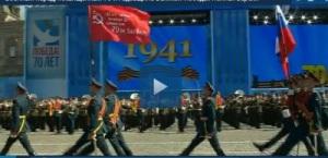 دولتمردان فعلی روسیه  علیرغم اینکه با کمونیسم و ایده های آن میانهای ندارند هنوز از حرب کمونیست بالشویک و نشانهای آن با احترام عمیق یاد می کنند