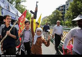 مورد سوء استفاده حزب الله و جمهوری اسلامی قرار می گیرند و بدین شکل کودکان خرسال