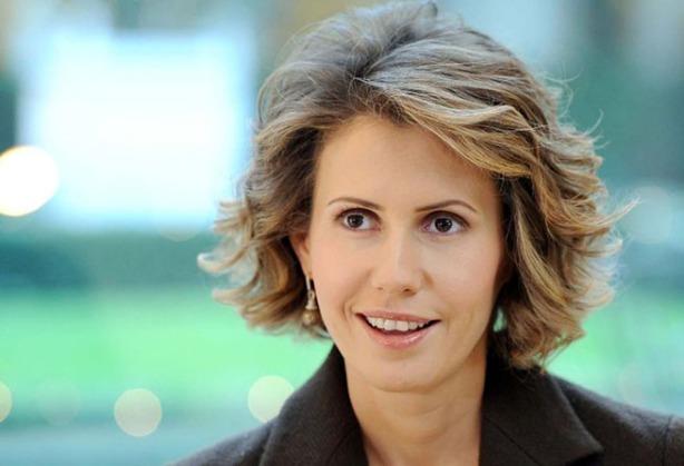 Asma-al-Assad-Syria