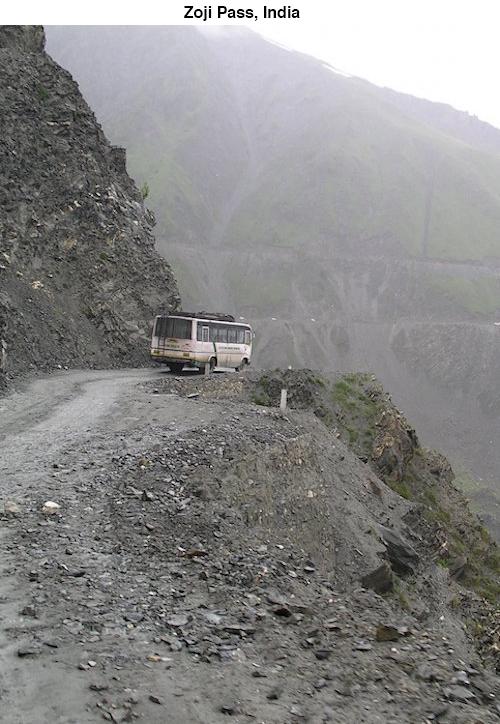 Zoji-Pass-India