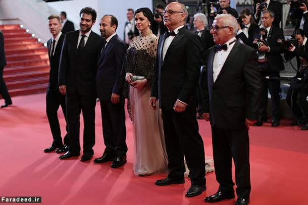 """The Salesman (Forushande)"" - Red Carpet Arrivals - The 69th Annual Cannes Film Festival"