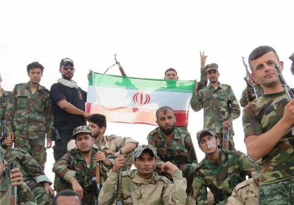 پرچم ایران در عراق